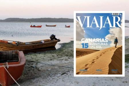 Rocha y sus atractivos naturales en la revista Viajar de España