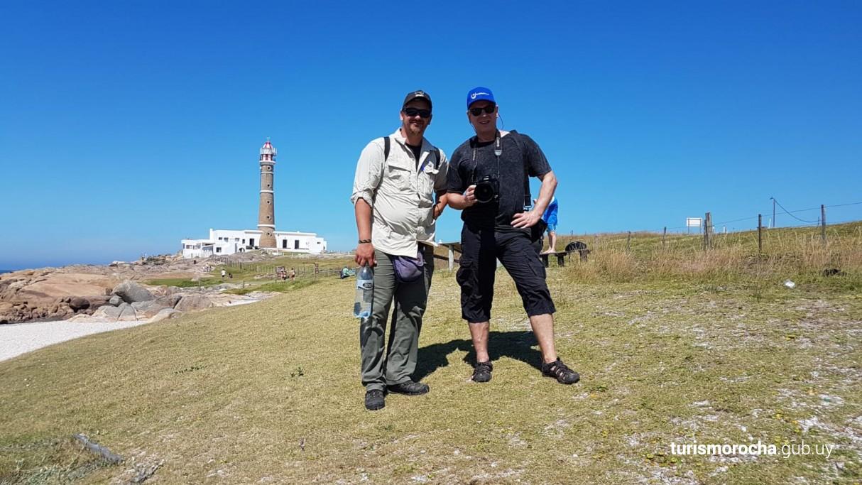 Marc Vorsatz en Cabo Polonio, Rocha, Uruguay