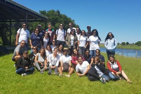 Más de 20 informantes de turismo trabajaron en los Centros de Información de Rocha este verano