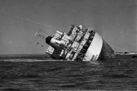 Investigan posible relación entre naufragio en Cabo Polonio y una tragedia ambiental en Hermenegildo, Brasil en 1978