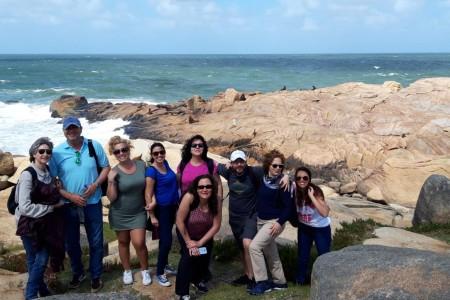 Agencia mayorista y agentes de viajes de España llegaron a Rocha en busca de nuevas propuestas y ofertas turísticas