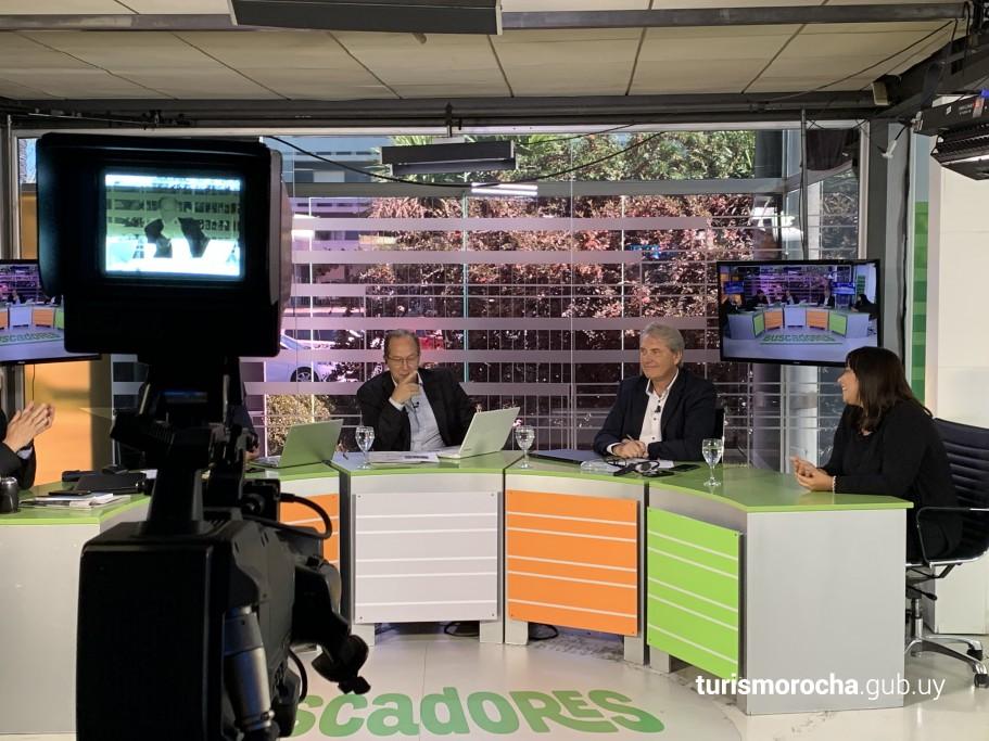 Presentación de actividades para Semana de Turismo en Rocha