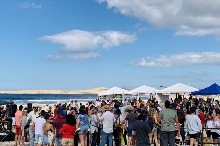 La 3ra Camaronada en Barra de Valizas se consolida como el evento de Semana de Turismo en Rocha