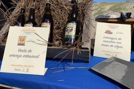 Garufa: cerveza artesanal de Barra de Valizas