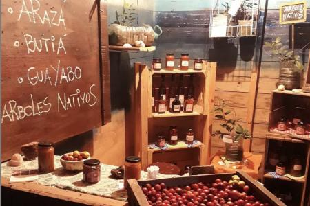 1ª Semana del Fruto Nativo en Aguas Dulces, poniendo en valor los productos típicos de Rocha