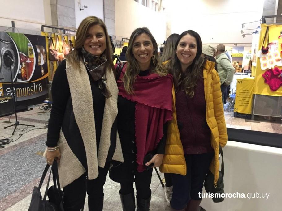 Inauguración de Rocha se Muestra 2019 en Montevideo