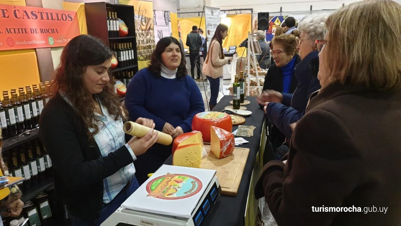 Sabores de Rocha en Rocha se muestra 2019