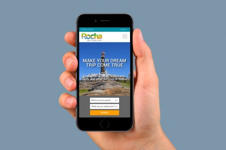 El Portal Oficial de Turismo Rocha ahora cuenta con sus versiones en inglés y portugués