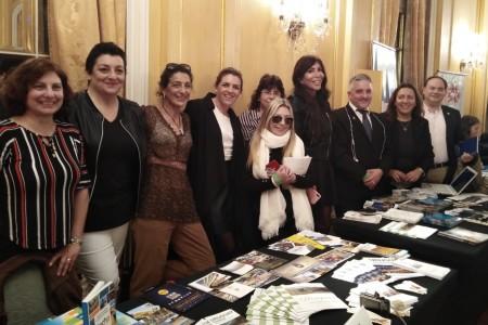 Turismo LGBT: se realizó la 12ª edición de Gnetwork 360 en Buenos Aires y la OGD Rocha estuvo presente