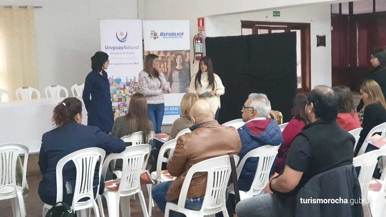 Jornada de herramientas de apoyo al sector turístico de Rocha