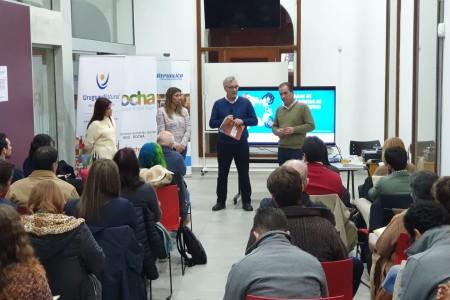 Presentación de herramientas e instrumentos de apoyo a empresas y emprendimientos del sector turístico