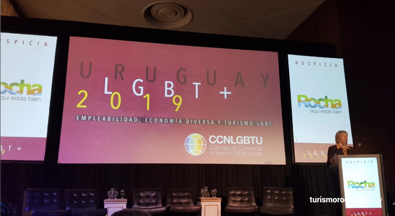 Rocha en Uruguay LGBT+ 2019