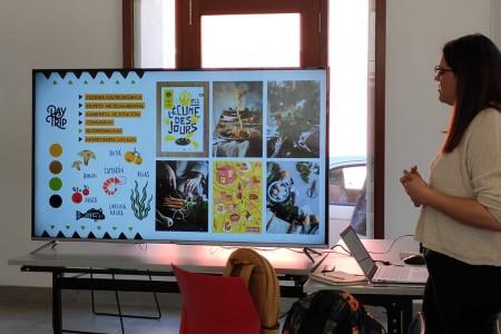 Sabores de Rocha avanza en su creación de marca y primer acercamiento estético a ella