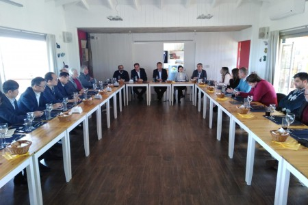 La Paloma recibió foro de intercambio entre la provincia china Hainan y empresarios interesados en concretar alianzas