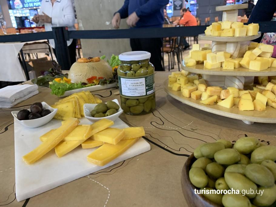 Sabores de Rocha en el Mercado Agrícola de Montevideo