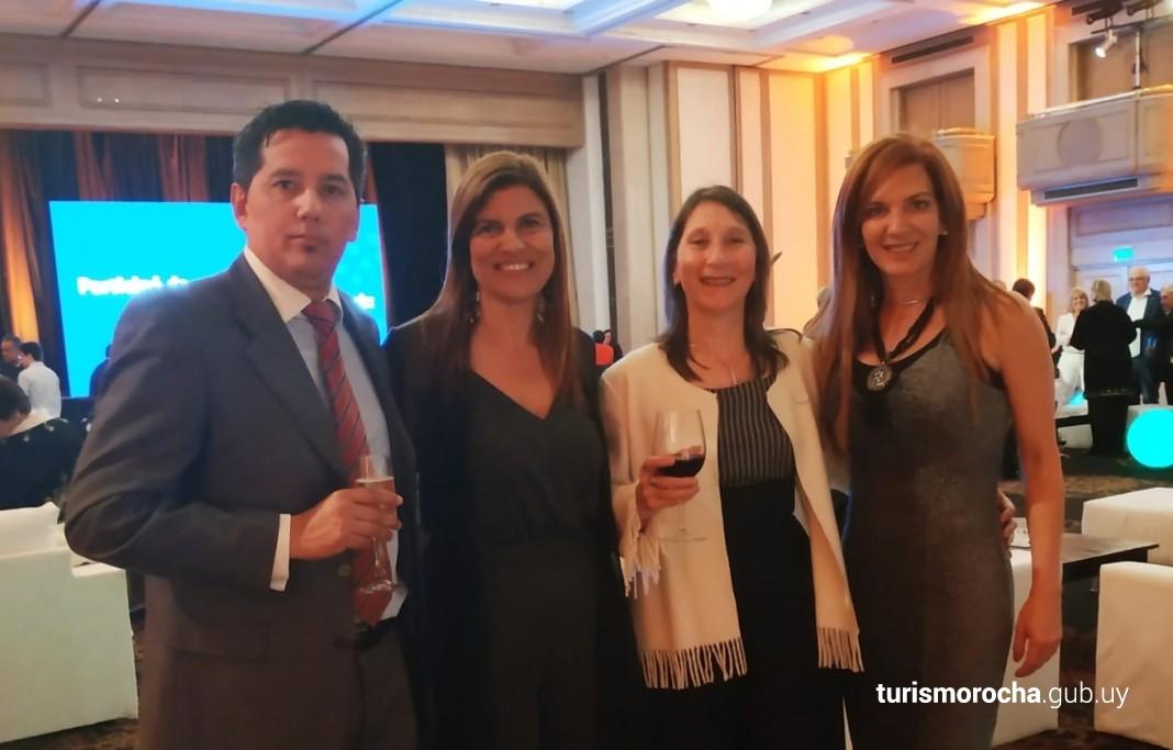 Celebración por el Día Mundial del Turismo de CAMTUR