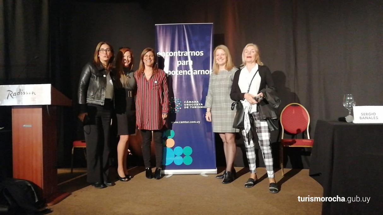 Hablemos de Turismo, charla de CAMTUR en Montevideo