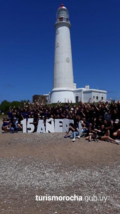 Turismo Social: quinceaneras visitar Rocha