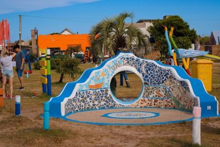Barra de Valizas te espera con su Plazoleta renovada para disfrutar del verano 2020