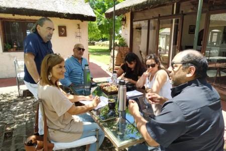 La OGD Rocha trabaja en la planificación del futuro turístico del destino
