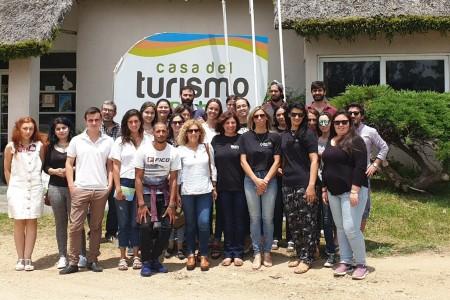 Rocha recibe a sus turistas con más de 30 informantes turísticos a lo largo de todo el departamento