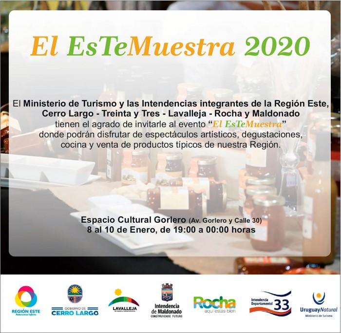 El EsTeMuestra 2020 - Punta del Este