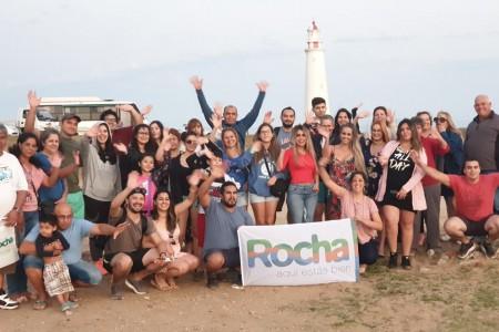 La costa de Rocha destino turístico para Paraguay
