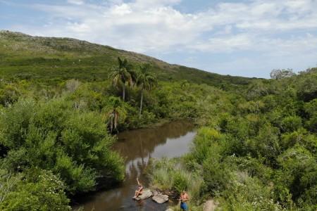 Bloggers viajeros de Argentina recorrieron las Sierras y la costa de Rocha en enero
