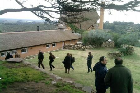 Inauguración del Ventorrillo de la buena vista en Lavalleja