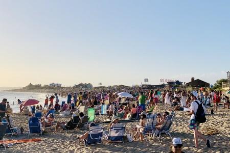 Aumentaron un 10,2% las visitas de turistas no residentes a Rocha durante enero 2020