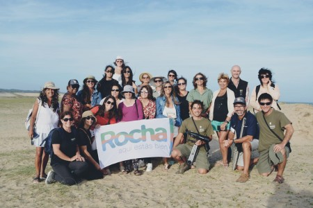 La Dirección de Turismo de Rocha reconoció a mujeres que contribuyen al desarrollo turístico del departamento