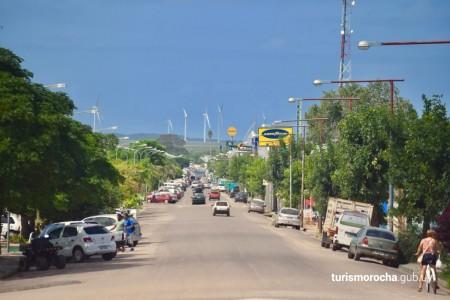 Cierre de frontera terrestre de Uruguay con Brasil en la ciudad de Chuy