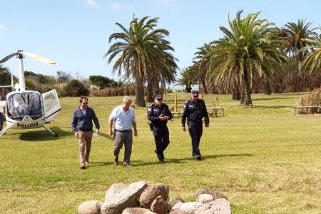 La OGD Rocha se reunió con ministros para reforzar medidas de cara a la Semana de Turismo