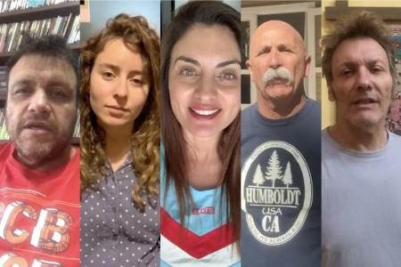 """""""En Semana de Turismo, #QuédateEnCasa"""", la campaña en redes sociales de la OGD Rocha junto a reconocidas figuras públicas"""