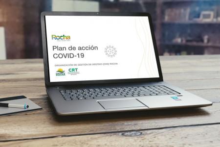 4 pasos para la gestión turística de Rocha ante la emergencia sanitaria