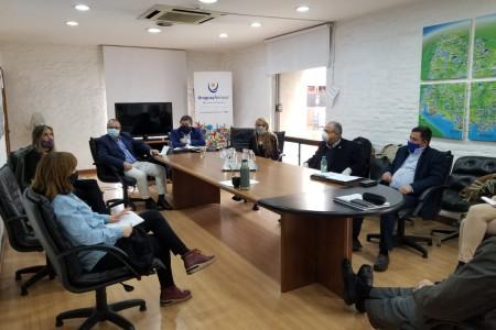 Directores de la Región Este plantearon su preocupación frente a la crisis del sector en reunión con el Director Nacional de Turismo