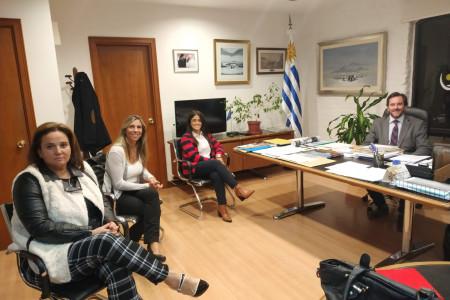 Ministro de Turismo manifestó su conformidad con la articulación pública privada