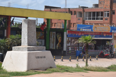 Rocha refuerza medidas en la ciudad fronteriza de Chuy para evitar contagios de COVID-19
