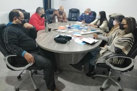 Se comenzó a planificar la reactivación paulatina de la frontera en Rocha