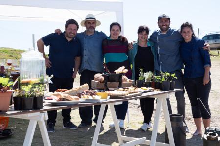 Integrantes de Sabores de Rocha contaron en encuentro virtual cómo sumarse, en qué están trabajando y futuras acciones