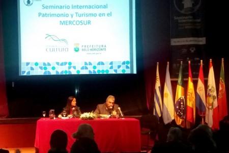 Dirección de Turismo participó en el Seminario Internacional Patrimonio y Turismo en el MERCOSUR