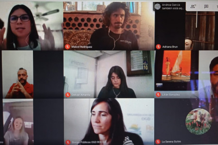Cierre del programa de mentorías #PMCERO en Rocha junto a Fundación da Vinci