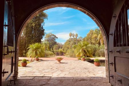 No se podrá visitar por el día el Parque Nacional Santa Teresa hasta próximo aviso