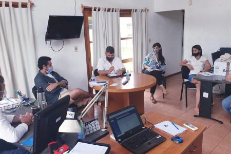 Dirección de Turismo y Oficina de Diversidad de Rocha coordinan agenda de actividades