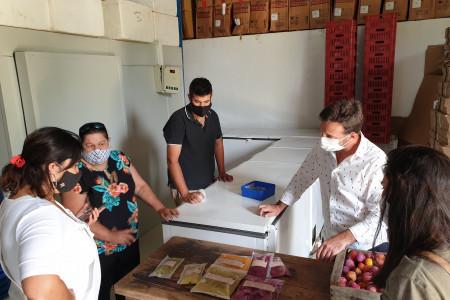 Sabores de Rocha trabaja sumando emprendedores a su red de gastrónomos y productores locales
