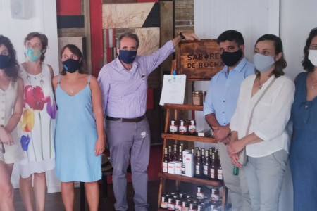 Viceministro de Turismo de Uruguay visitó La Paloma, Chuy, Barra del Chuy y Punta del Diablo