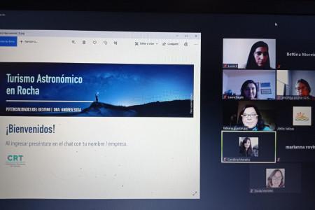 La CRT y el CURE apuestan por el desarrollo de experiencias de turismo astronómico en Rocha