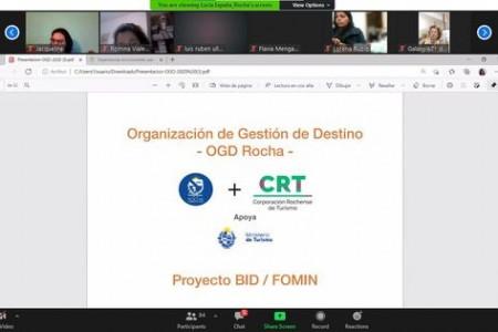 La CRT presentó el modelo de gestión de turismo público - privado de Rocha en conferencia internacional de Mercociudades