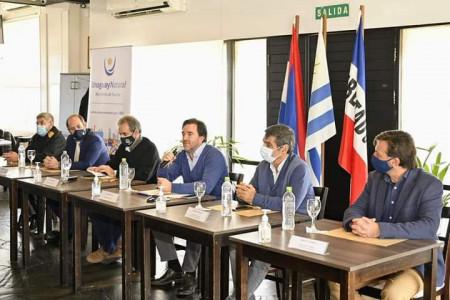 Se realizó el Lanzamiento de Avistaje de Ballenas en Uruguay 2021
