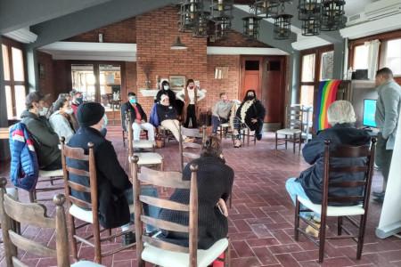 Cámara de Comercio y Negocios LGBT y CRT realizaron la 3era Capacitación de Turismo LGBT en Punta del Diablo